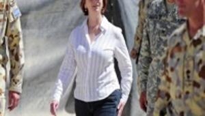 Gillarddan sürpriz Afganistan ziyareti