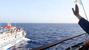 Türk gemisi Gazzeye doğru yola çıktı