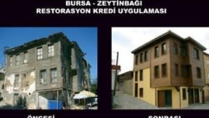 Restorasyon kredisine yoğun ilgi
