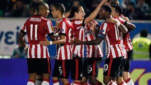 PSVnin şampiyonluğuna son bir hafta