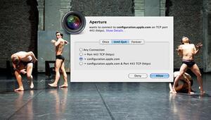 Apple Aperture uygulaması yayından kaldırılıyor