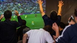 Hafta sonu TVde futbol