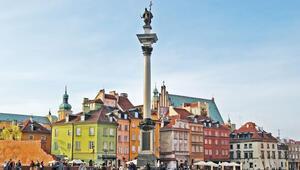 36 saatte Varşova