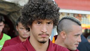Salih Uçan, Romadaki ilk maçında golünü attı