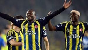 Fenerbahçede gözler Webo-Sow ikilisinde
