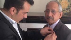 Kılıçdaroğlunun benzeri AK Partiye üye oldu