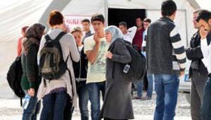 Suriyelilere sınavsız üniversite imkanı sevindirdi