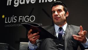 Figo, FIFA başkan adaylığından çekildi
