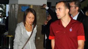 Trabzonspor Polonyaya gitti