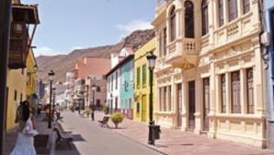 Bakir Kanarya, La Gomera