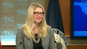 ABD Dışişleri Bakanlığı Sözcü Yardımcısı Harfe yeni görev