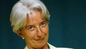 IMFnin yeni patronu Lagarde
