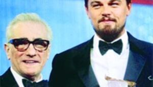 Leonardo ödülünü efsaneden aldı