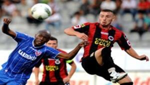 Şimşekin golcüsü stoper Aykut