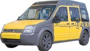 Gölcüklü Connect, ABD'de taksi pazarının yeni Crown Victoria'sı olacak
