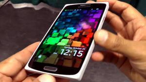 Samsungun telefonu kayboldu