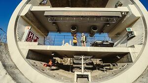 Avrasya Tüneli Projesine EBRDden ödül
