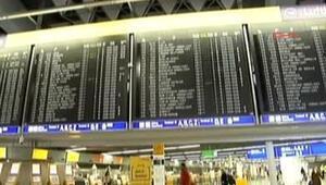 Almanya havaalanlarında bir saatlik grev, seferleri etkileyecek