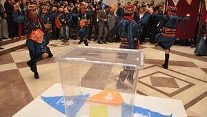 Ak Parti Ege bölgesinde bazı ilçe başkanlarını belirledi