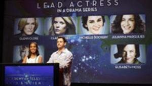 64. Emmy adayları açıklandı