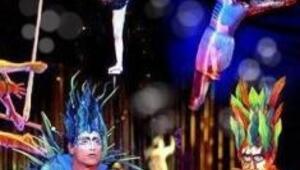 Cirque Du Soleile altı ek gösteri