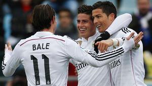 Real Madrid devreyi zirvede kapattı