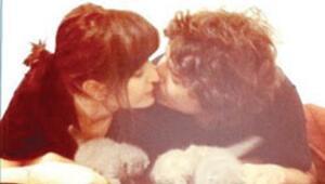 Aşklarını twitterda ilan ettiler