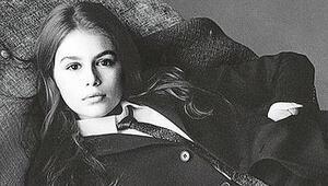 Crawford'un model kızı oyuncu oldu