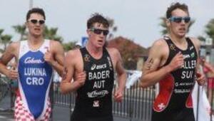 Triatlon yarışları 5.5 saat sürdü