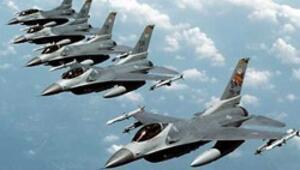 Diyarbakıra 25 savaş uçağı takviyesi