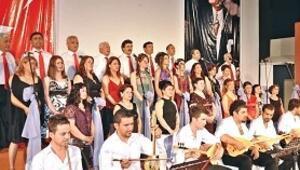 İzmir'de özel Türkü gecesi