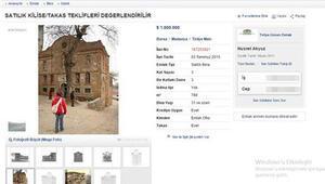 Aziz Yuhanna Kilisesi 1 milyon dolara satılıyor