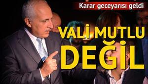Vali Mutlu merkeze alındı, Malatya Valisi İstanbula atandı