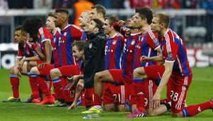 Bayern Münih Portoyu hezimete uğrattı: 6-1