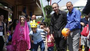 Türkiyenin ilk oyun müzesi ve oyun bahçesi Ataşehirde açıldı
