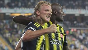Fenerbahçe yabancılarıyla gülüyor