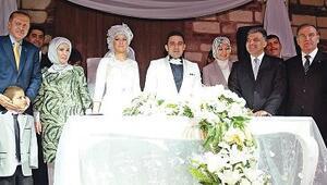 Yerlikaya evlendi