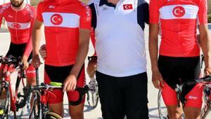 Milli bisikletçiler, EYOFa iddialı hazırlanıyor