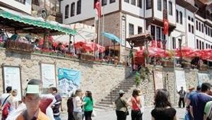 Ankara'yı inceleyen turizmciler Amerika'yı yeniden keşfettiler