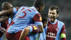 Legia Varşova 0-2 Trabzonspor