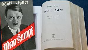 Hitlerin Almanyada 1945ten bu yana yasaklı kitabı yeniden yayımlanacak