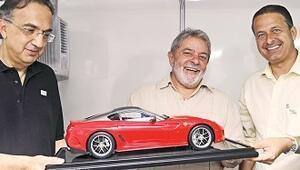 Fiat, ticari araçta Türkiye'yle, otomobilde Brezilya ile büyüyor