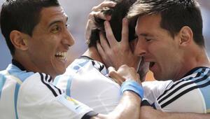 Arjantine Di Mariadan kötü haber