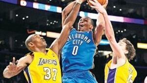 Lakers'ın gazabı