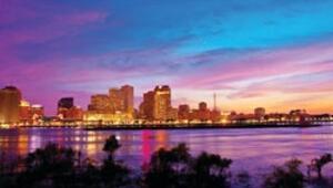 36 saatte New Orleans