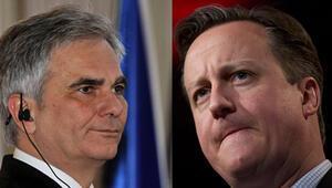 Avusturya ile İngiltere arasındaki gerginlik büyüyor