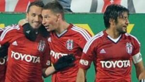 Beşiktaş 3-1 Kayserispor