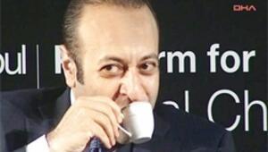 Kahve falında AB'yi gördü