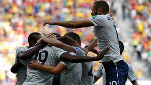 Fransa 2-0 Nijerya