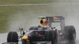 Çin GPsini Sebastian Vettel kazandı